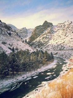 Clear Creek Canyon, Colorado