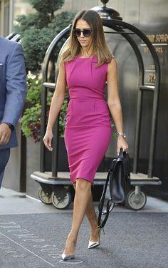 love her dress