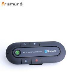 Lucky Deal $9.02, Buy Sun visor car Bluetooth bt980 car Bluetooth hands-free phone car Bluetooth speakerphone