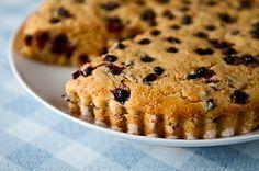 Huckleberry Cake Recipe - A Recipe for Blueberry Cake Huckleberry Cake Recipes, Huckleberry Pie, Blueberry Oatmeal Bars, Blueberry Cake, Just Desserts, Delicious Desserts, Dessert Recipes, Doughnut Cake, Love Cake