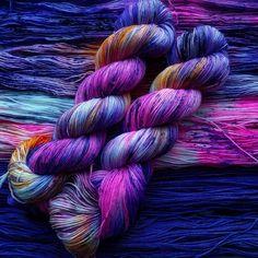 "420 Likes, 4 Comments - • Yarnologist • (@yarnologist) on Instagram: ""Beautiful yarn captured by @blackelephant.uk """