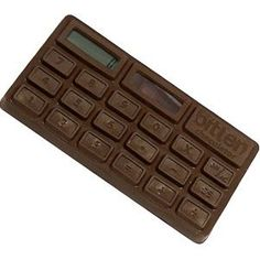 Chocolate Calculator - Chocolator (Electronics)  http://www.usb-blog.de/preview.php?p=B0047NVUOQ