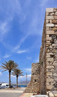 # Ierapetra - Kales Fortetsa, i.e. the old Venetian fort . | Ιεράπετρα Καλές (Ενετικό φρούριο)  Photo by Marc Ryckaert (Bruges, Belgium)