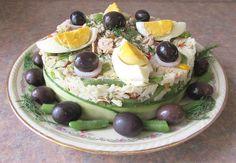 Salata de Orez cu Ton si Legume ⋆ Retete Pentru O Viata Acai Bowl, Breakfast, Food, Salads, Meal, Eten, Meals, Morning Breakfast