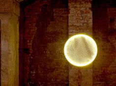 Raw Studio's Luna Light Looks Just Like the Moon Right in Your Own Room