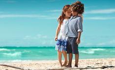 Childhood sweethearts