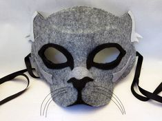 Bagheera) Simple masks like these can also be effective