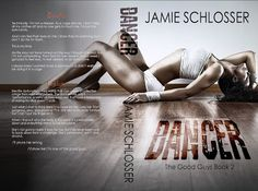HEA Book Tours, PR & More: DANCER by Jamie Schlosser @SchlosserJamie #CoverReveal #PreOrder