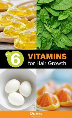 Before you spend your money on yet another product that may leave you disappointed, try using these vitamins for hair growth first.
