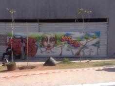 Graffiti céu 3marias