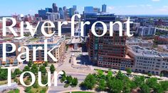 Aerial tour of Denver's Riverfront Park neighborhood. Discover the Riverfront Park Denver lifestyle and the many things to do!