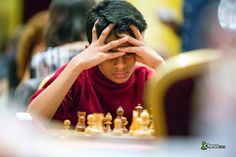 "Chess.com IOM Rd.3: ""Somehow I just got lucky and saved it!"" – Nihal Sarin"