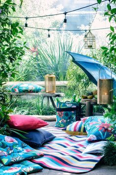 Picnic blanket   H&M