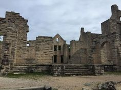 4. Castle Ruins: Check out the castle and turn 180 degrees and check out the Lake of the Ozarks - now that's a double duty hike!