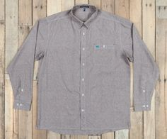 Southern Marsh Collection — West End Performance Woven Dress Shirt