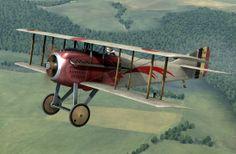 Rise of Flight SPAD S7