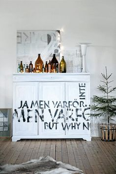 a warm christmas atmosphere by the style files, via Flickr