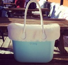 fur is chic!!! #obag #itbag #fullspotbiarritz #fullspot