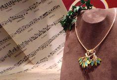 """Parte de la exposición Ópera, el arte hecho joya"""" dedicada a Wagner"""