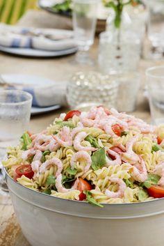 Ukemeny for uke 18 Recipe Boards, Pasta Salad, Potato Salad, Food Porn, Food And Drink, Dinner, Ethnic Recipes, Hair, Beauty