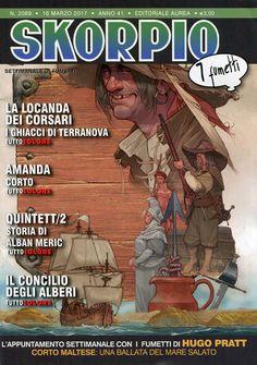 Skorpio 2089 (marzo 2017) | Fumetti Etruschi