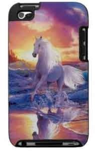 Another beautiful horse iPod Touch Case 4th gen