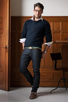 Love #ManStyle: Gant Fall 2013 Menswear Collection - Fashion on #TheCut
