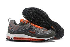 1796972c1f The Nike Air Max 98 Running Shoes keeps the sneaker favorite going strong  with the same design details that made it famous: water-ripple lines, ...