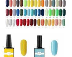 Uv Nails, Gel Nail Polish, Natural Eyes, Color Change, Mood, Bottle, Colors, Etsy, Flask