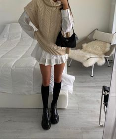Winter Fashion Outfits, Look Fashion, Winter Outfits, Autumn Fashion, Womens Fashion, Fashion Spring, Fashion 2020, Moderne Outfits, Looks Pinterest