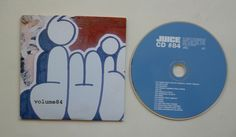 CD sampler / JUICE volume # 84 / HIP HOP / DEUTSCH / KITTY KAT / TAICHI / AFROB