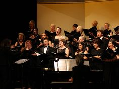 Stafford Regional Choral Society sounds as beautiful as they look. To support, click here
