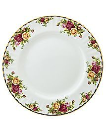 Mikasa ENGLISH COUNTRYSIDE WHITE 5 Piece Place Setting - New - FREE SHIPPING | My China Patterns | Pinterest | English countryside Mikasa and Countryside  sc 1 st  Pinterest & Mikasa ENGLISH COUNTRYSIDE WHITE 5 Piece Place Setting - New - FREE ...
