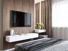 Trendy bedroom dresser with tv mirror 29 ideas Bedroom Workspace, Tv In Bedroom, Master Room, Bedroom Dressers, Trendy Bedroom, Bedroom Decor, Mirror Bedroom, Modern Bedroom Design, Master Bedroom Design