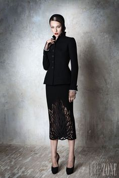 Yulia Yanina - Alta-Costura - Outono-Inverno 2013-2014 - http://pt.flip-zone.com/fashion/couture-1/independant-designers/yulia-yanina-4042