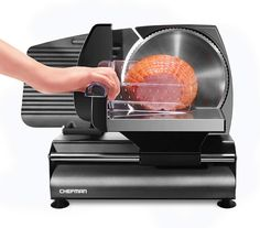 Why rely on all the conventional methods? Of course, you can get yourself one of the electric meat slicers or electric food slicer that simplify the process Homemade Beef Jerky, Meat And Cheese, Cheese Bread, Food Cutter, Meat Slicers, Deli Sandwiches, Deli Food, Electric Foods, Best Meat