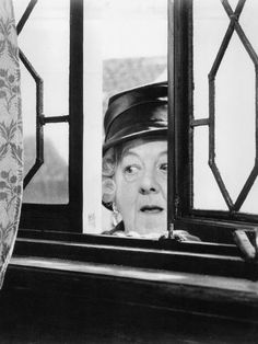 Miss Jane Marple, the wiry framed spinster from St. Mary Mead, whose hobbies include knitting and solving crimes, is one of Agatha Christi. Agatha Christie, Mrs Marple, Detective, Margaret Rutherford, Mystery, Hercule Poirot, Great Pictures, Moving Pictures, Classic Tv