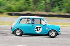 1966 Mini Cooper S - Steve Lilves