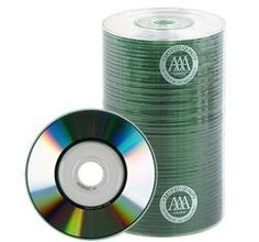Ridata 24X 3-Inch Mini Shiny-Silver/Silver 24-Min CD-R's 100-Pak Shrinkwrap & Vinyl Sleeves by Ridata. $37.97. Ridata 24X 24-Min 3-Inch Mini CD-R's hold 210MB of data and offer excellent quality and reliability. Shiny-Silver surface.
