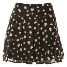Stars Print Skort too small for me...but cute.