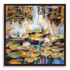 Lily Blossom Wall Art