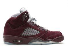 Air Jordan Sneakers, Jordans Sneakers, Air Jordans, High Top Sneakers, Popular Sneakers, Deep Burgundy, Air Jordan 5 Retro, Retro Shoes, Latest Shoes