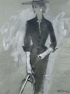 Shady Lady Illustrations : Tom Bagshaw