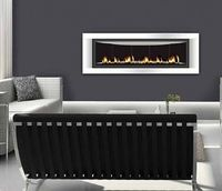 """""""LHD50P2 48"""""""" Linear Series See Thru Direct Vent Fireplace Propane"""""""