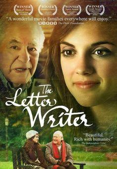 Ik ben enthousiast over een film, die ik pas heb gezien: The Letter Writer Ik beken: het bracht me tot tranen. Ik wil op die briefschrijver...