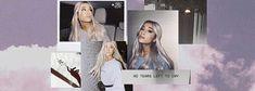Ariana Grande Cover, Ariana Grande Tumblr, Ariana Grande Fotos, Header Tumblr, Twitter Banner, Header Banner, Twitter Layouts, Red Queen, Hailey Baldwin