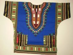 African fashion design African traditional printed cotton Dashiki T-shirts for unisex Tribal Ethnic Succunct Hippie 2019 - Women's style: Patterns of sustainability Dashiki Shirt, Dashiki Dress, Dashiki Clothing, Dashiki For Men, African Dashiki, Traditional African Clothing, Traditional Outfits, Hippie Style, Style Caftan