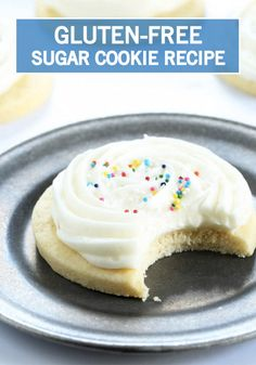 For a super simple dessert option that will please even the pickiest of eaters, try these Soft Gluten-Free Cream Cheese Cutout Sugar Cookies. Ready in just 20 minutes, these cookies are the key to dessert success!