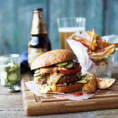 Best Burger Condiments