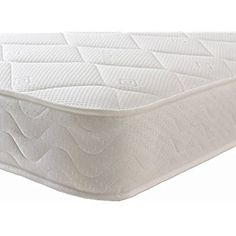 Starlight Beds Small Single Mattress Sprung Memory Foam With Deluxe Knitted Stretch Onion Micro Quilted Fabric Fast Free